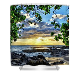 Heaven On Maui Shower Curtain