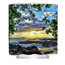 Heaven On Maui Shower Curtain
