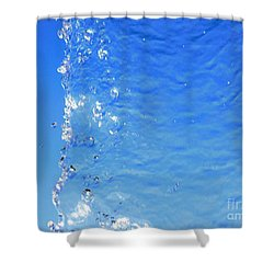 Shower Curtain featuring the photograph Waterfall by Ray Shrewsberry
