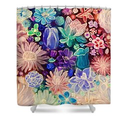 Heavenly Garden Shower Curtain
