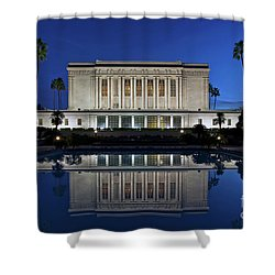 Heavenly Reflections Shower Curtain