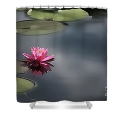 Heavenly Sunshine Shower Curtain by Brenda Bostic