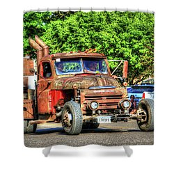 Heavy Duty Custom Dodge Shower Curtain