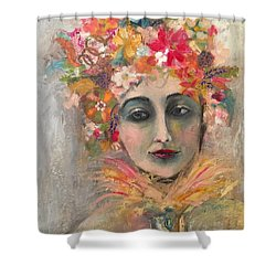 Hedy Lamore Shower Curtain