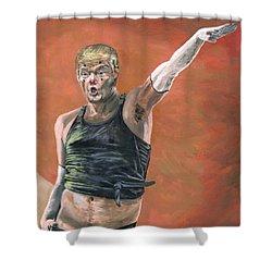 Heil Trumpf Shower Curtain