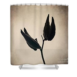 Held High Shower Curtain