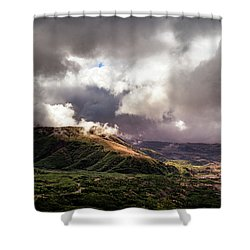 Helens Valley Shower Curtain