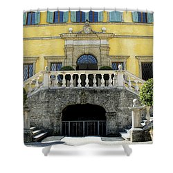 Majestic Hellbrun  Shower Curtain