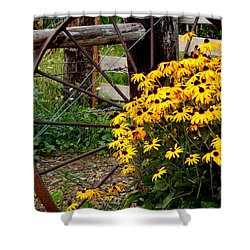 Hello And Welcome Shower Curtain