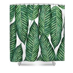 Hello Freshness Shower Curtain
