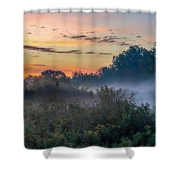 Shower Curtain featuring the photograph Hello Gorgeous by Kendall McKernon