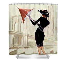 Hello New York Shower Curtain
