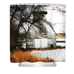 Shower Curtain featuring the photograph Hello There by Julie Hamilton