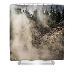 Hells Gate Shower Curtain