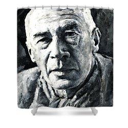 Henry Miller Shower Curtain