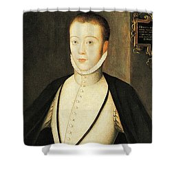 Henry Stewart Lord Darnley Married Mary Queen Of Scots 1565 Shower Curtain