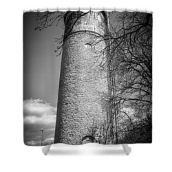 Shower Curtain featuring the photograph Herb Reffue by Viviana  Nadowski