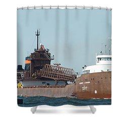 Herbert C. Jackson 4 Shower Curtain