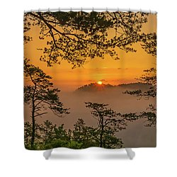 Here Comes The Sun... Shower Curtain