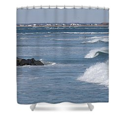 Hereford Inlet Shower Curtain