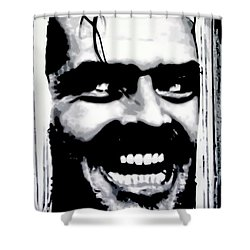 Heres Johnny Shower Curtain