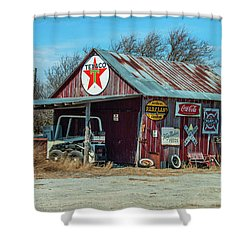 Here's Your Sign Shower Curtain