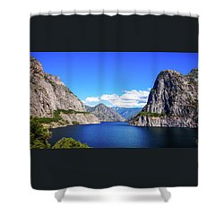 Hetch Hetchy Reservoir Yosemite Shower Curtain