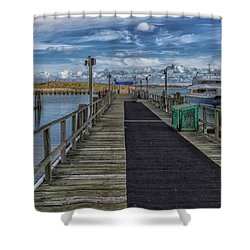 Hewitts Cove Shower Curtain