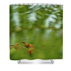 Hidden Bloom Shower Curtain