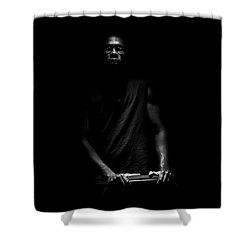 Shower Curtain featuring the photograph Hidden by Eric Christopher Jackson