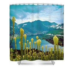 Hidden Lake, Gnp Shower Curtain
