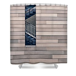 Hidden Stairway Shower Curtain