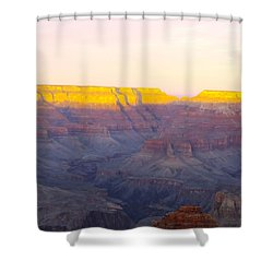 Hidden Treasure Shower Curtain by Adam Cornelison