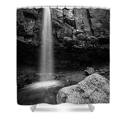 Hidden Waterfall Shower Curtain