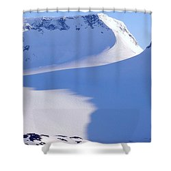 High Country, Norway Shower Curtain by Susan Lafleur