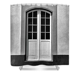 High Door Shower Curtain