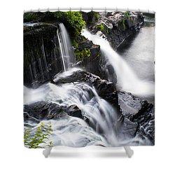 High Falls Park Shower Curtain