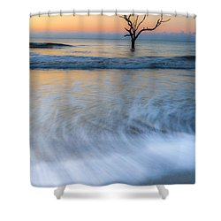 High Water Shower Curtain
