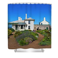 Highfield House Shower Curtain