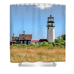 Highland Light - Cape Cod Shower Curtain