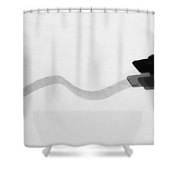 Highlights Your Life Shower Curtain