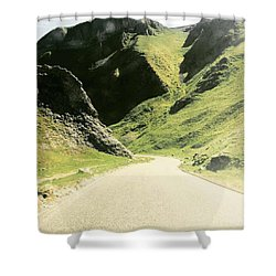 Hills  Shower Curtain