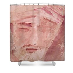 Him Shower Curtain