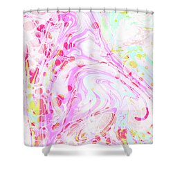 Hiraeth Shower Curtain
