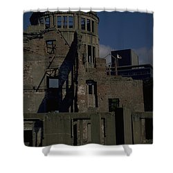 Hiroshima Peace Memorial Shower Curtain