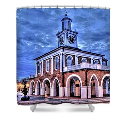 Historic 21 Shower Curtain