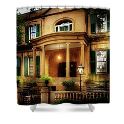 Historic Carriage House Shower Curtain