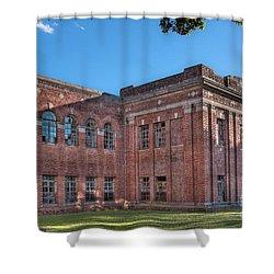 Historic Veteran's Hospital I Shower Curtain by Tamyra Ayles