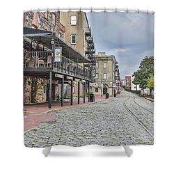 Historic Walk Shower Curtain