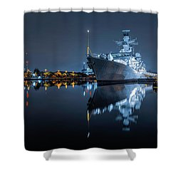 Hms Westminster Shower Curtain